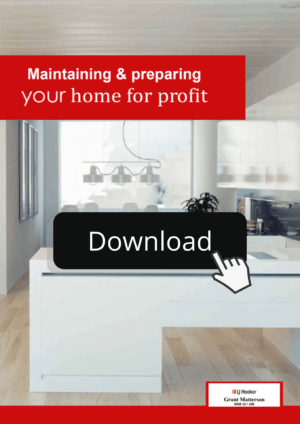 Maintain & prepare your home for profit