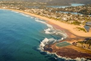 Real Estate Agents Narrabeen Aerial