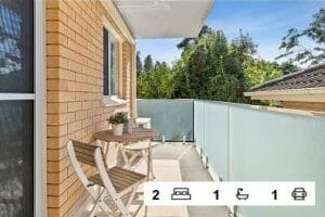 7-40 Park Street, Narrabeen SOLD $1,001,000 06 May 2021